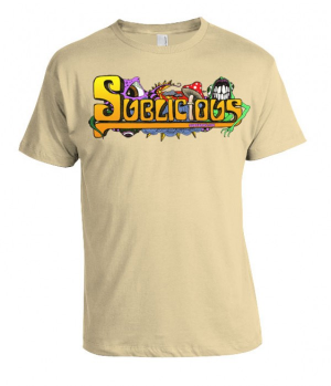 Full Color Sublicious Farm Tee