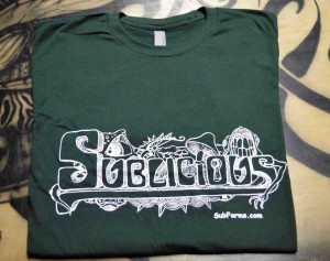 One Color Sublicious Farms Tee